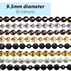 Decorative Nail Strip 9.5mm
