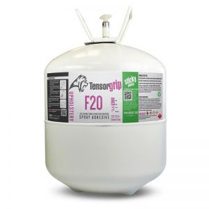 TensorGrip® F20 Fast Drying Foam & Upholstery Adhesive (Canister)