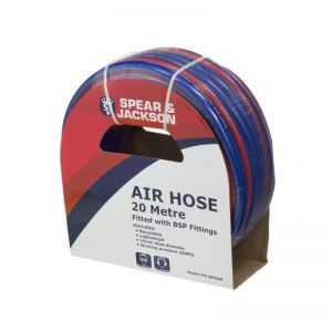 Spear & Jackson Fitted Air Hose