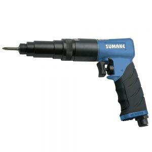 SUMAKE 1/4 inch Air Adjustable Clutch Screwdriver (800rpm)