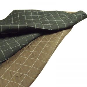Double Sided Quilted Calico (145cm wide)