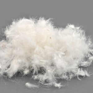 100% Feather Loose Fill 2-4cm