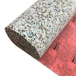 Repol 70kg/m3 Classic Foam Carpet Underlay 8mm (1800mm wide)