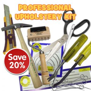 Professional Upholstery Kit