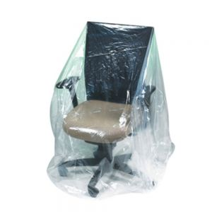 Clear Poly Chair Bags